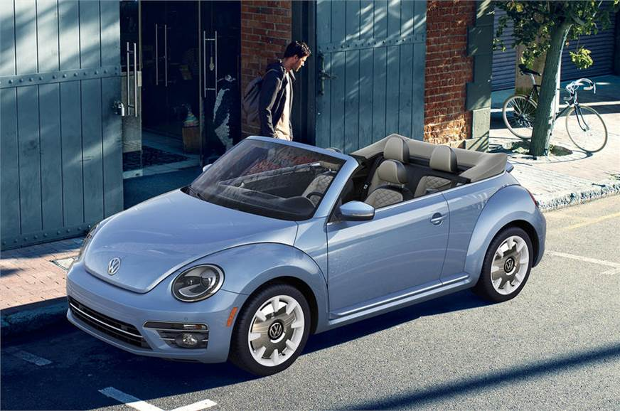 Volkswagen Beetle Production To End In 2019 Autocar India