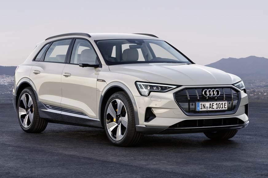 Audi E Tron Electric Suv Revealed Autocar India