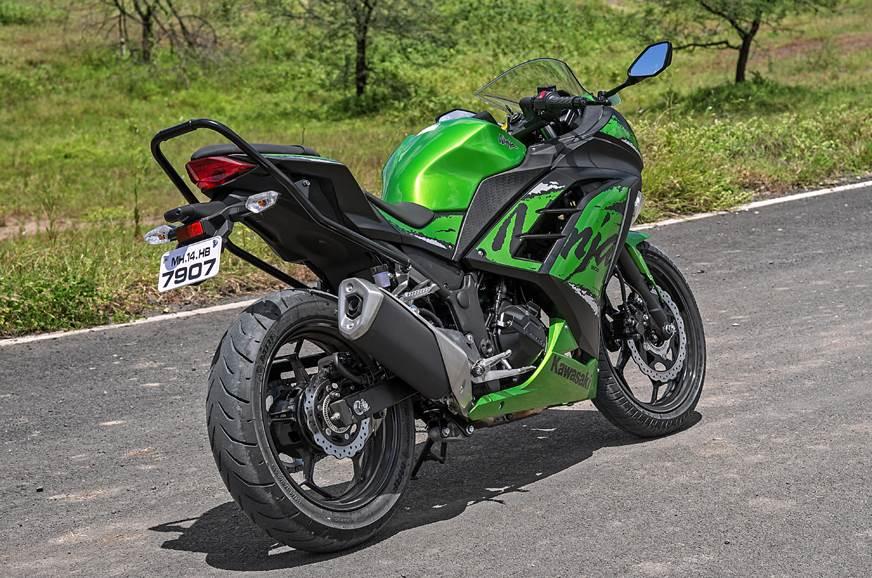 2018 Kawasaki Ninja 300 Review Test Ride Autocar India