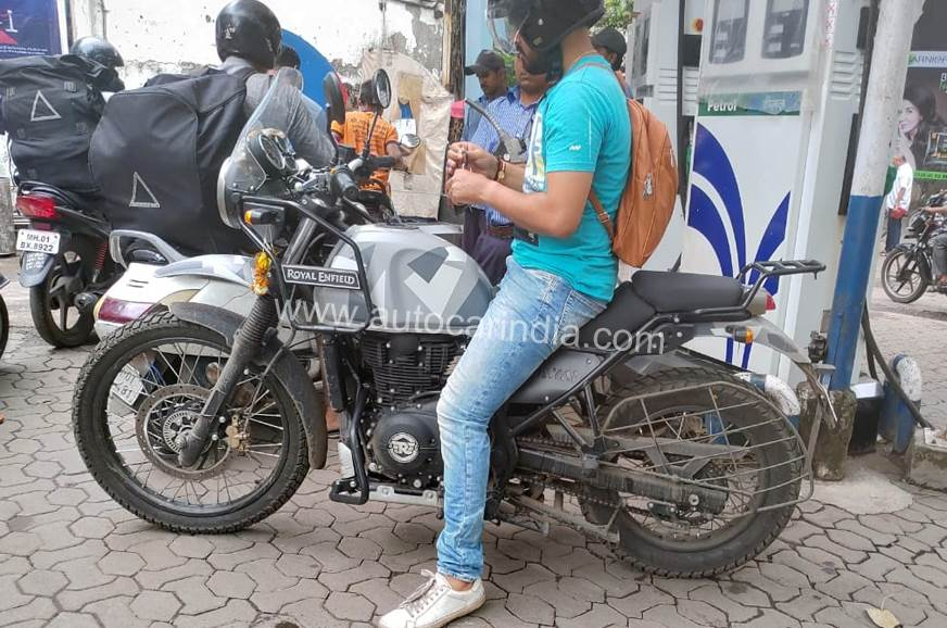 2018 Royal Enfield Himalayan Abs Priced At Rs 179 Lakh Bookings