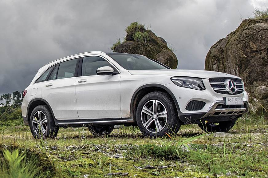 Mercedes Benz To Export Made In India Glc The Us