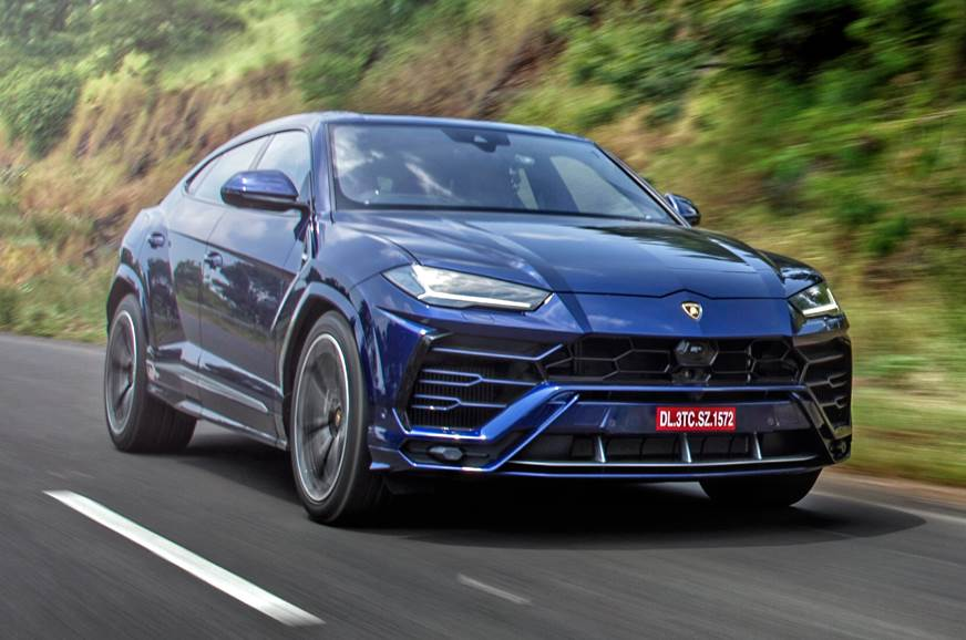 2018 Lamborghini Urus India Review Test Drive Autocar India