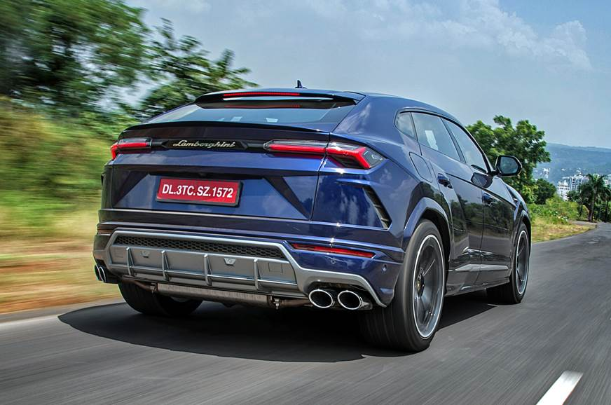 2018 Lamborghini Urus India Review Test Drive Autocar India
