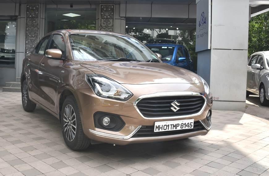 Best Sedan Discounts In October 2018 Autocar India