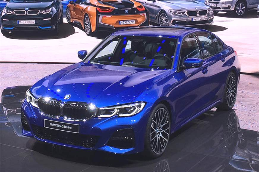 2019 Bmw 3 Series Unveiled Will Come To India Next Year Autocar India