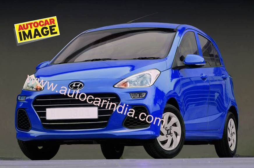 New Hyundai Santro Bookings To Open On October 10 2018 Autocar India