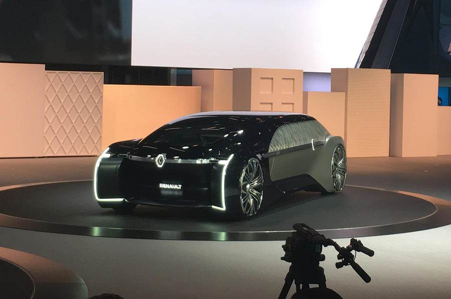 Renault Ez Ultimo Revealed Autocar India