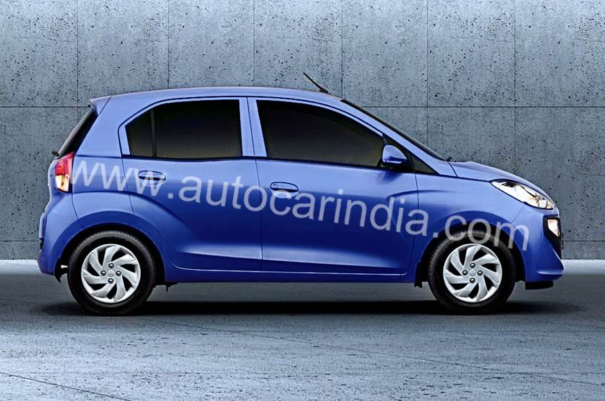 New Hyundai Santro To Be Sold In Eight Variants Bookings Open