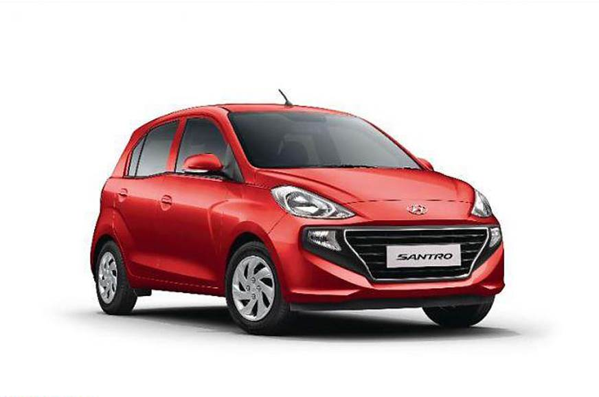 5 Things To Know About 2018 Hyundai Santro Autocar India Autocar
