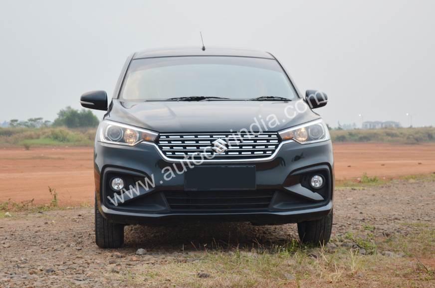 New Maruti Suzuki Ertiga To Launch On November 21 2018 Autocar India