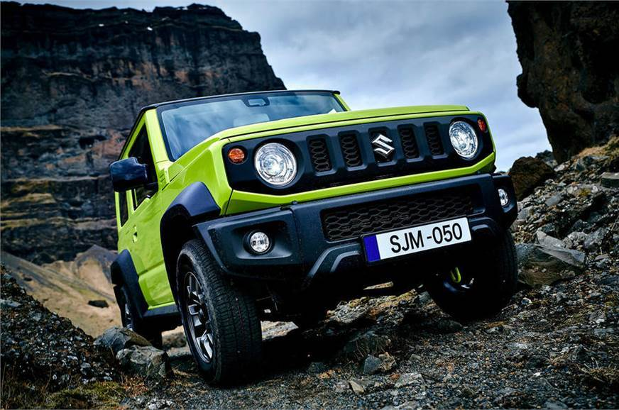 suzuki jimny demand outstrips production autocar india. Black Bedroom Furniture Sets. Home Design Ideas