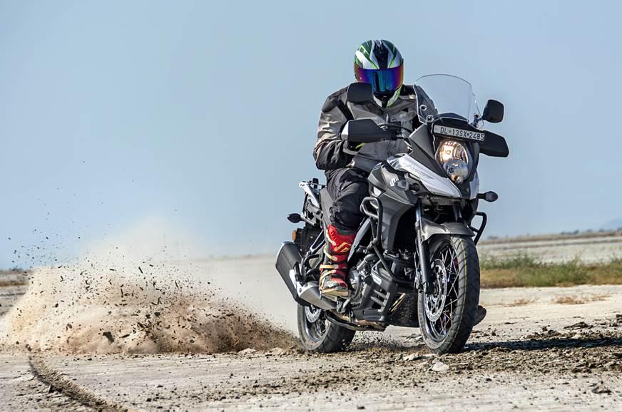 2018 Suzuki V-Strom 650XT review, test ride - Autocar India