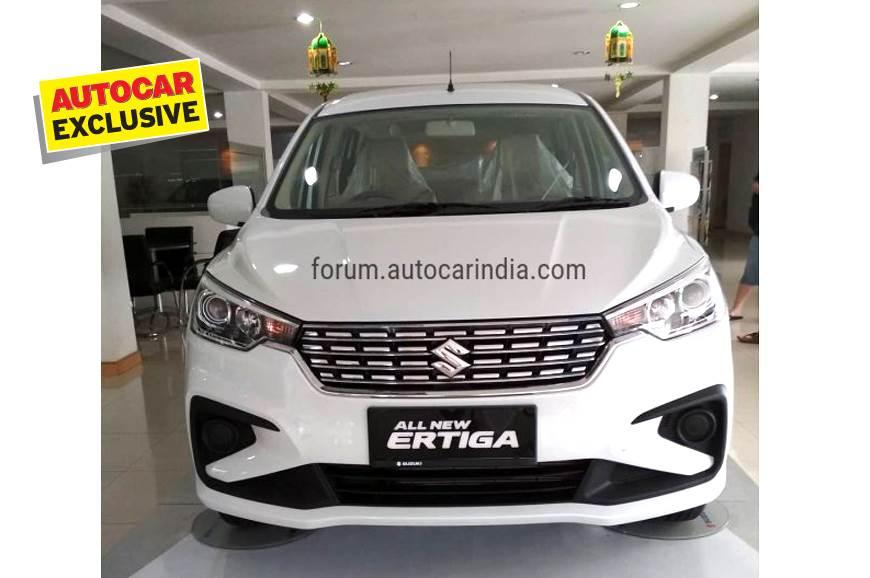 New Maruti Suzuki Ertiga Bookings Open Unofficially Ahead Of