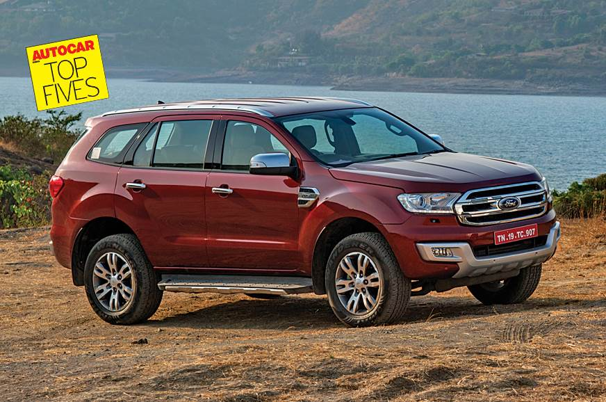 Best Diesel Suv >> Best Diesel Automatic Seven Seat Suvs Under Rs 35 Lakh Autocar India