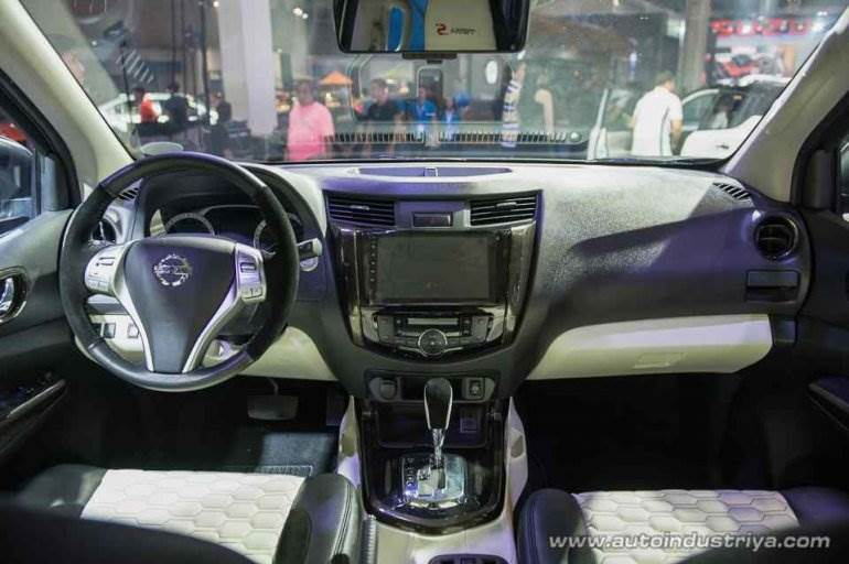 Nissan Terra S Showcased At Philippines Motor Show 2018 Autocar India