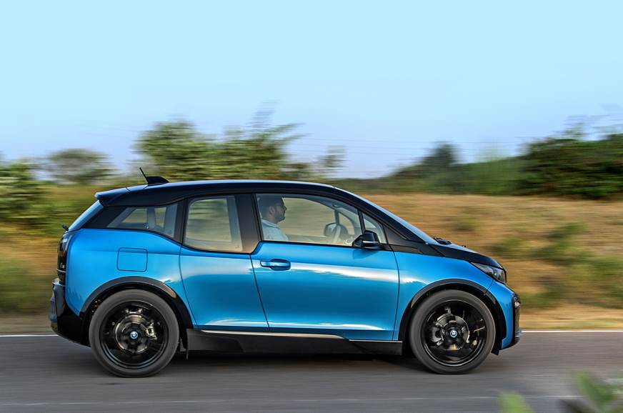 2018 Bmw I3s Review Test Drive Autocar India