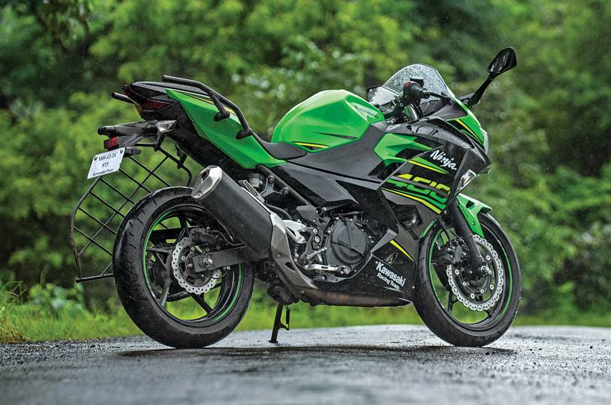 Buyers Guide 2018 Kawasaki Ninja 400 Autocar India