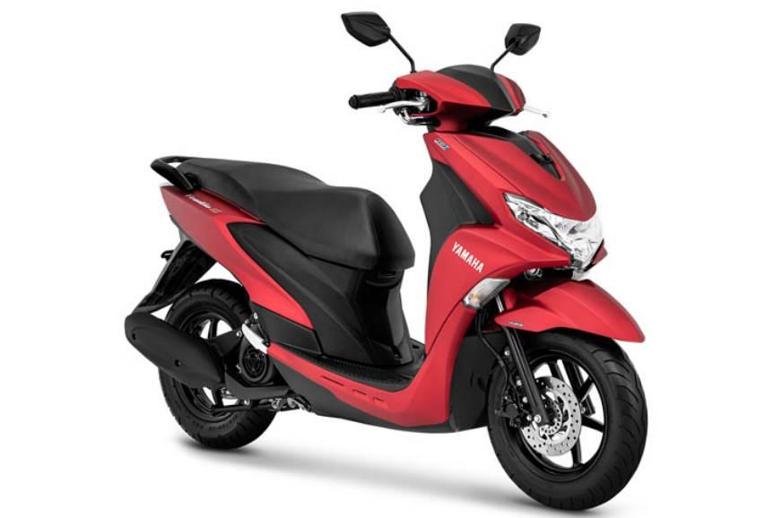 Yamaha Free Go Unveiled