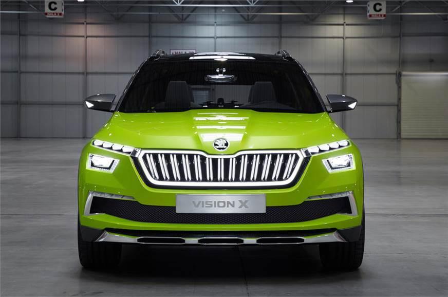 Skoda Confirms New Suv For India Autocar India