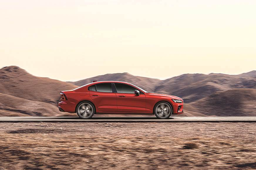 2019 Volvo S60 Review Test Drive Autocar India