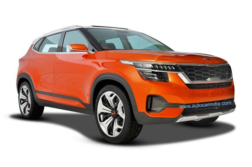 Kia Sp Concept Based Suv To Be Priced Between Rs 10 16 Lakh