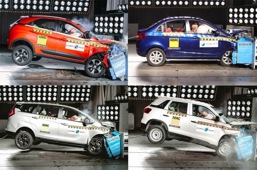 India S Best Safety Rated Cars Under Rs 10 Lakh Autocar India