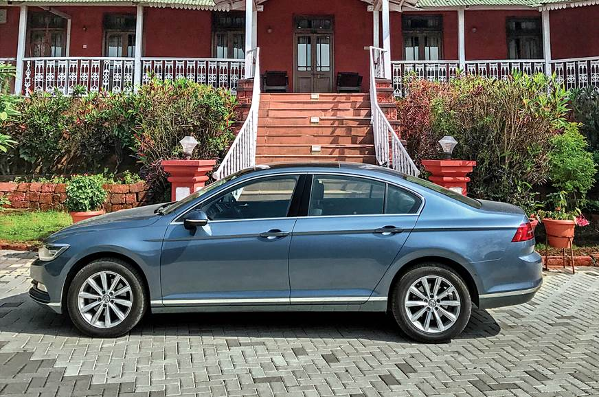 2018 Volkswagen Passat long term review, first report