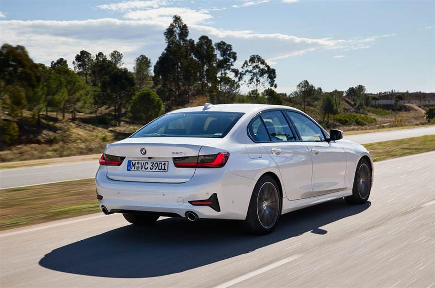 2019 Bmw 3 Series Review Test Drive Autocar India