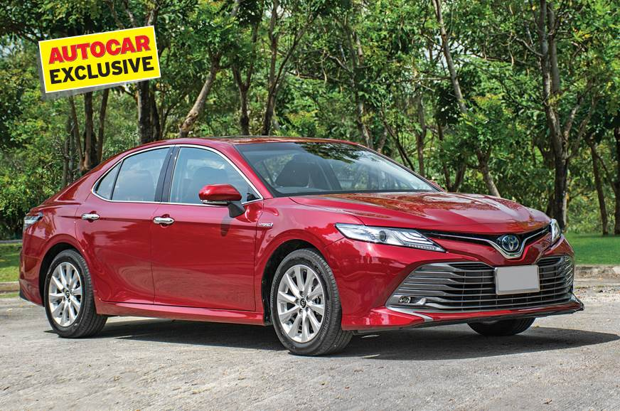 New Toyota Camry Hybrid review, test drive - Autocar India