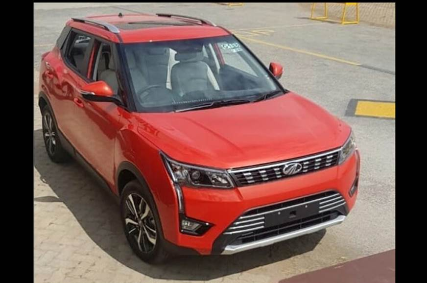 All New Mahindra Xuv300 Set To Launch In India S201 Compact Suv On