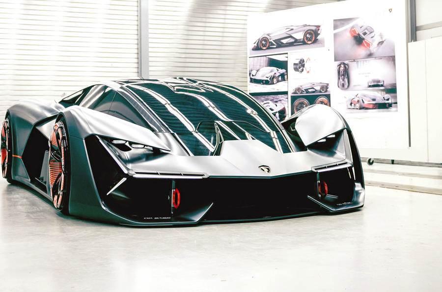 Lamborghini Aventador Successor Set To Have First Hybrid V12