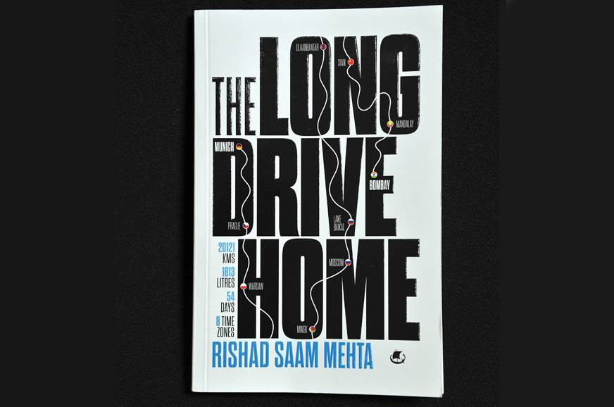 The Long Drive Home by Rishad Mehta: Book review - Autocar India
