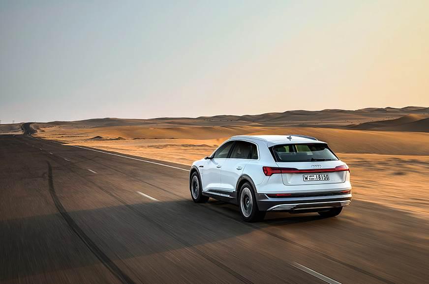 Audi E Tron Review Test Drive