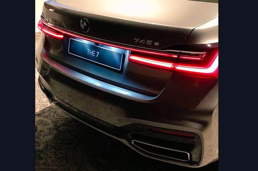 2019 Bmw 7 Series Facelift Leaked In Full Autocar India