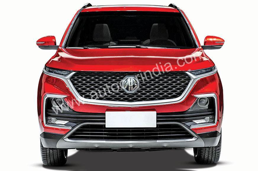 Mg hector suv car price in india