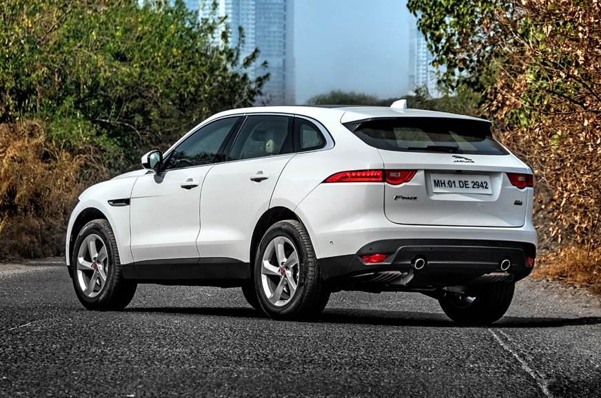 Jaguar Suv F Pace >> Jaguar F Pace 25t Petrol Review Test Drive Autocar India