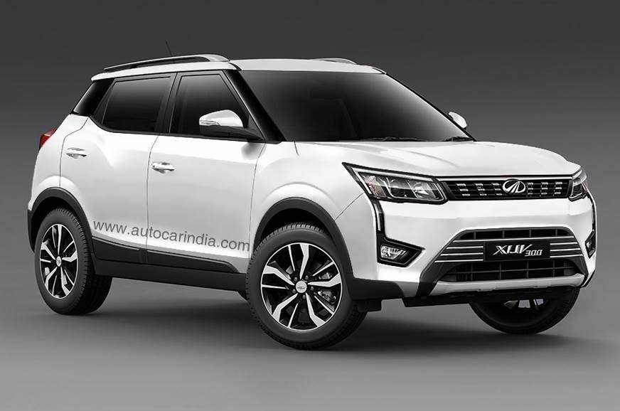 Mahindra Xuv300 To Launch On February 14 Autocar India