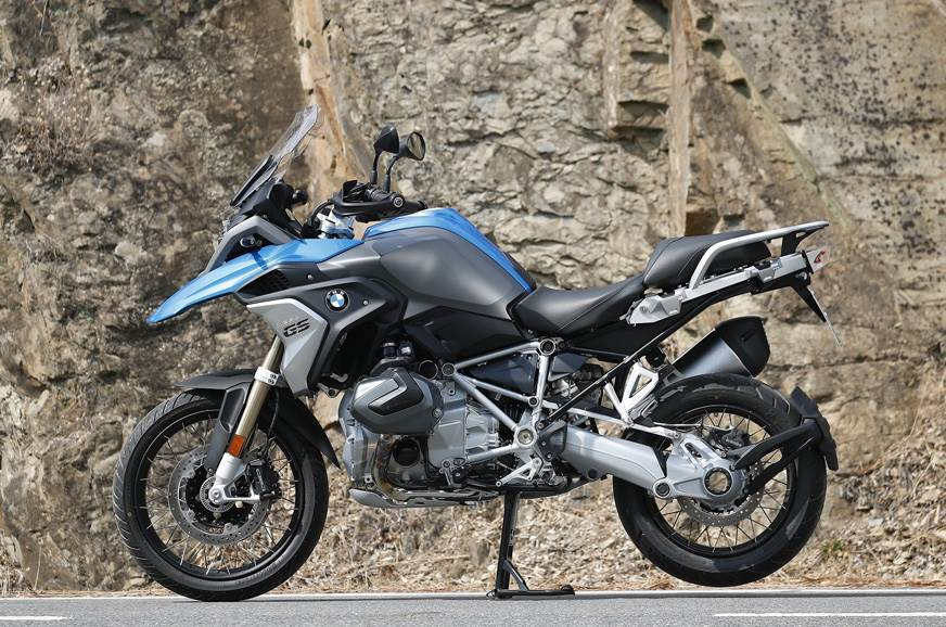 2019 Bmw R 1250 Gs R 1250 Gs Adventure Launched Autocar India