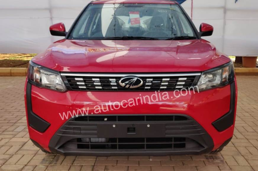 Mahindra Xuv300 New Images Out Autocar India