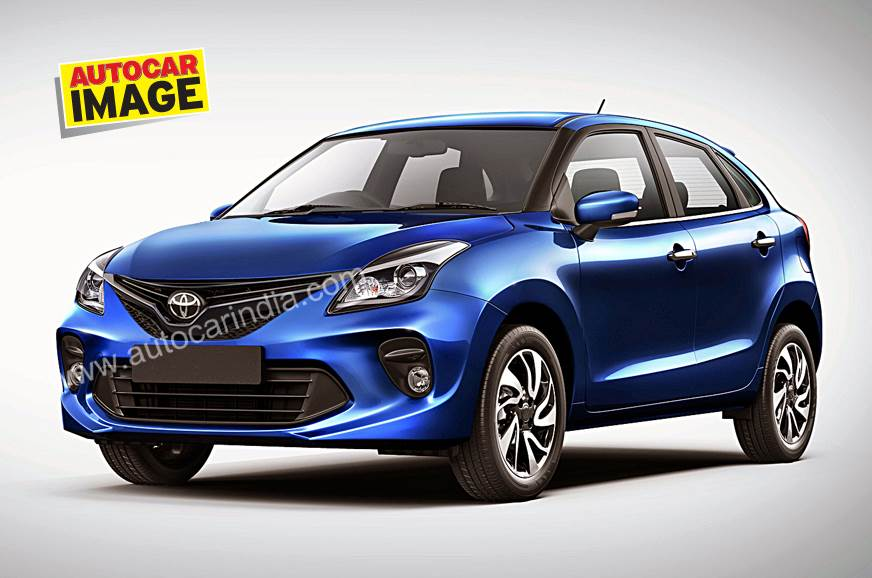 Toyota Badged Baleno Called Glanza Confirmed For Launch In 2019