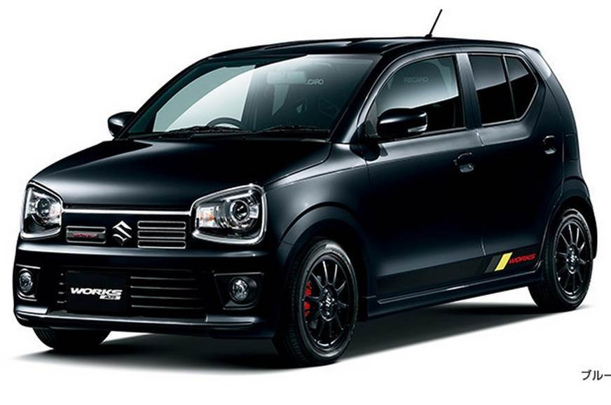All New Suzuki Alto World Debut In October 2019 Autocar India