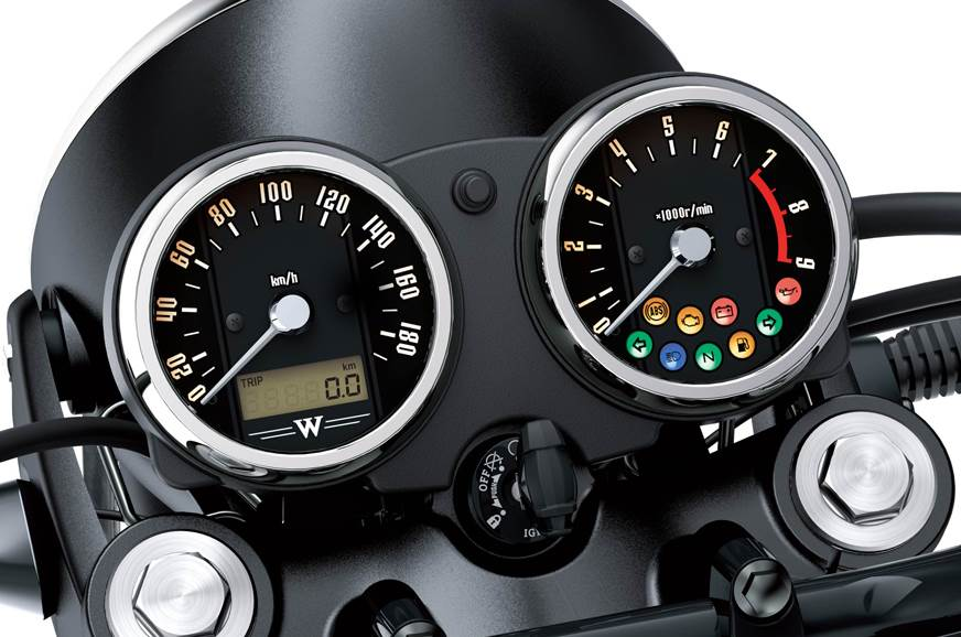 Image result for Kawasaki will launch the 2019 W800 in India in next 1 or 2 months