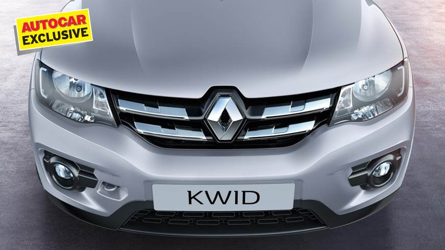 2019 Renault Kwid To Get Abs Apple Carplay Android Auto Autocar