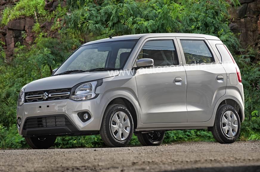 2019 Maruti Suzuki Wagon R Which Variant Should You Buy Autocar