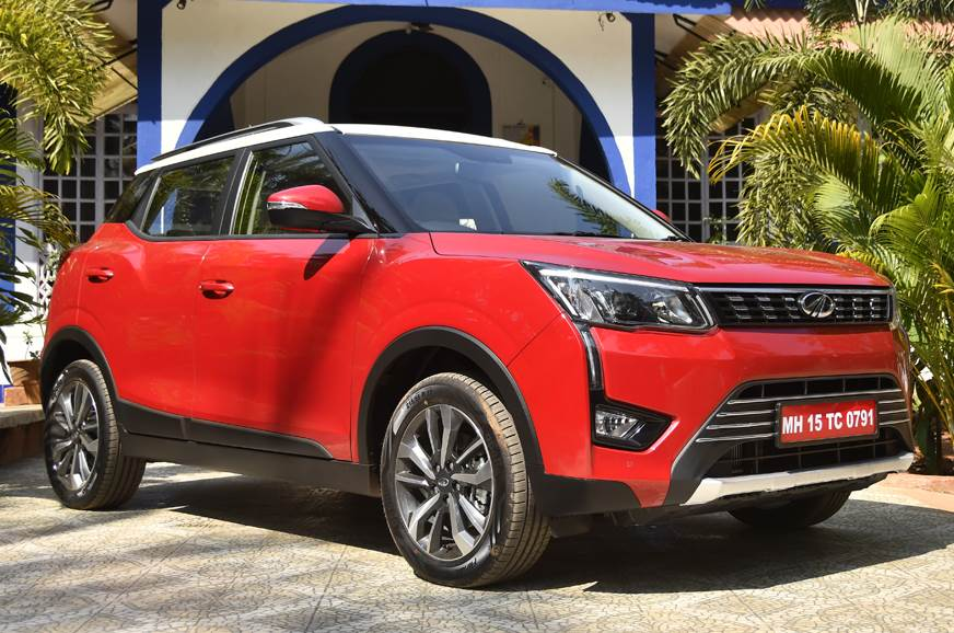 2019 Mahindra Xuv300 Dimensions Revealed Autocar India