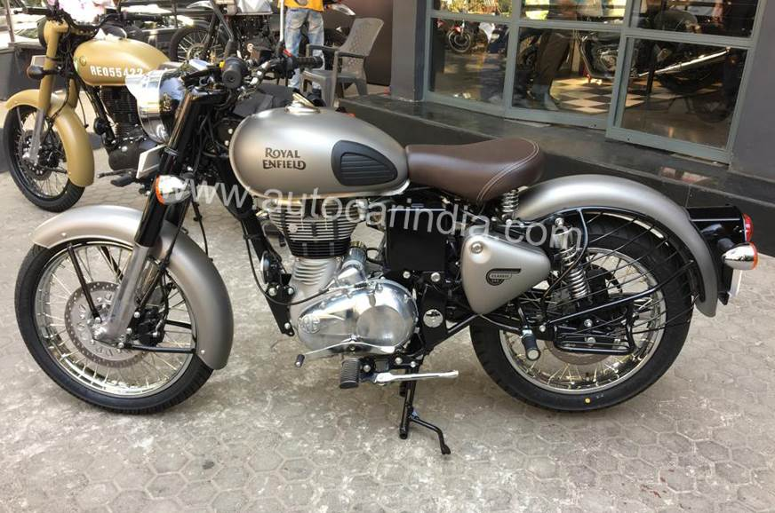 Royal Enfield Hikes Prices Autocar India