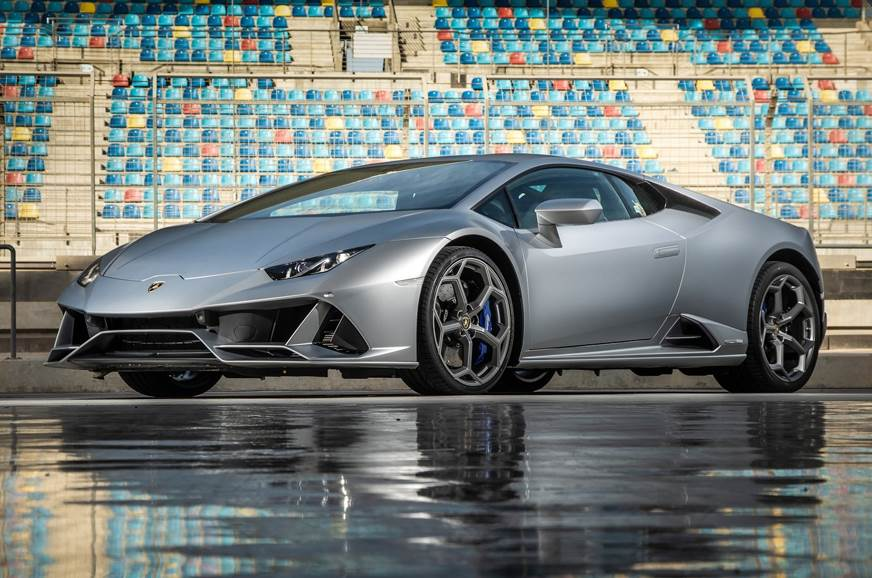 Lamborghini Huracan Evo Launched In India Priced At Rs 3 73 Crore