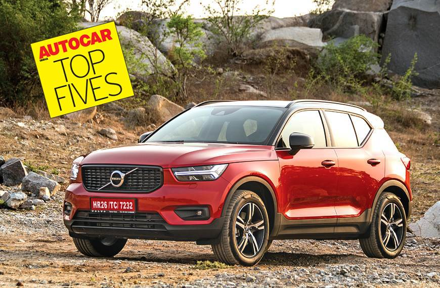 Best Diesel Suv >> Which Is The Best Small Luxury Suv On Sale In India It S A Toss Up