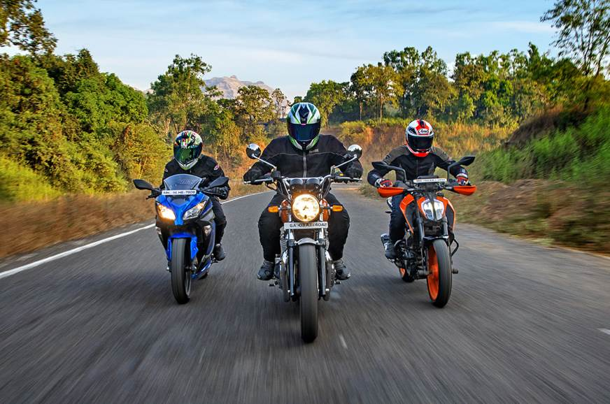 Royal Enfield Interceptor 650 Vs Ktm 390 Duke Vs Kawasaki
