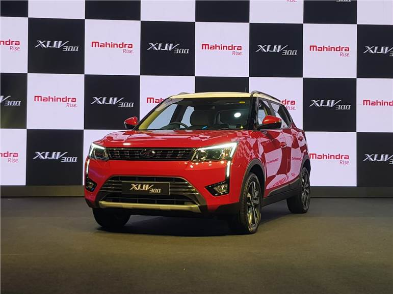 2019 Mahindra Xuv300 Price Variants Explained Autocar India